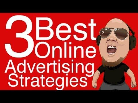 3 Best Online Advertising Strategies For 2014