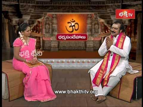 Vastu for Pooja Room in House | Dharma sandehalu - Episode 418_Part 1