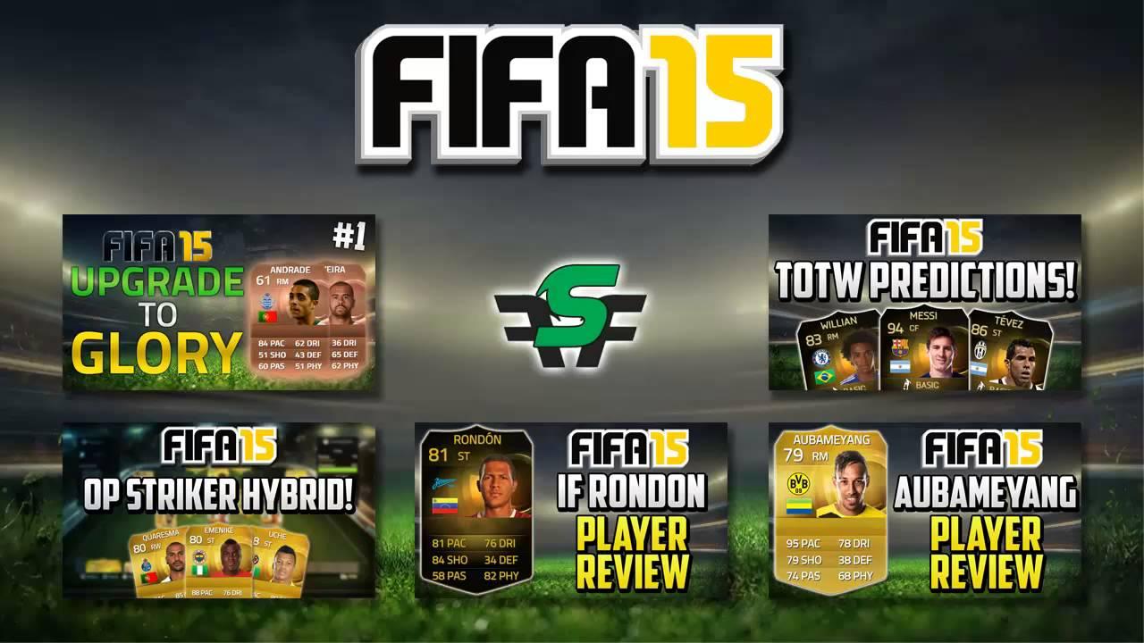 Fifa 15 - Update Video!
