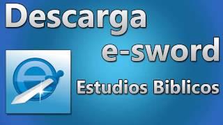 Instalar Modulos en Español para Esword E-sword Ipad Iphone paso a paso HD