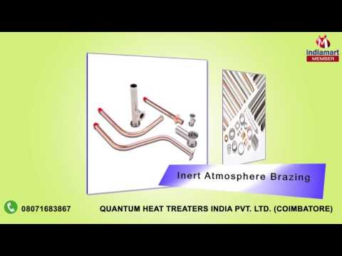 Hydrogen Annealing Services By Quantum Heat Treaters India Private Limited, Coimbatore