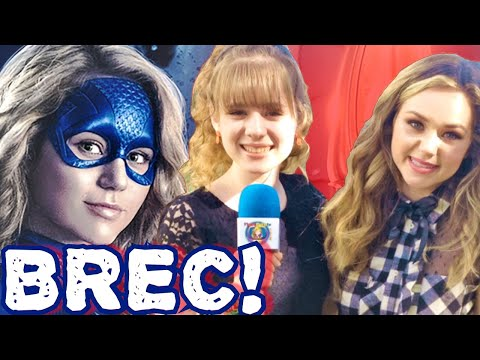 Brec Bassinger Boyfriends & Love Triangles For Bella, Vampires Fashion Tips, Troy & What Are Those!?