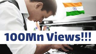 Shayan Italia | 2018 Indian National Anthem (Jana Gana Mana) | #IWouldStandForThis | Piano | 8K thumbnail