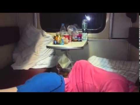 знакомства в поезде секс