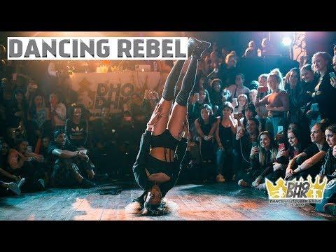 DHQ & DHK CIS 2017| JUDGE DEMO - DANCING REBEL