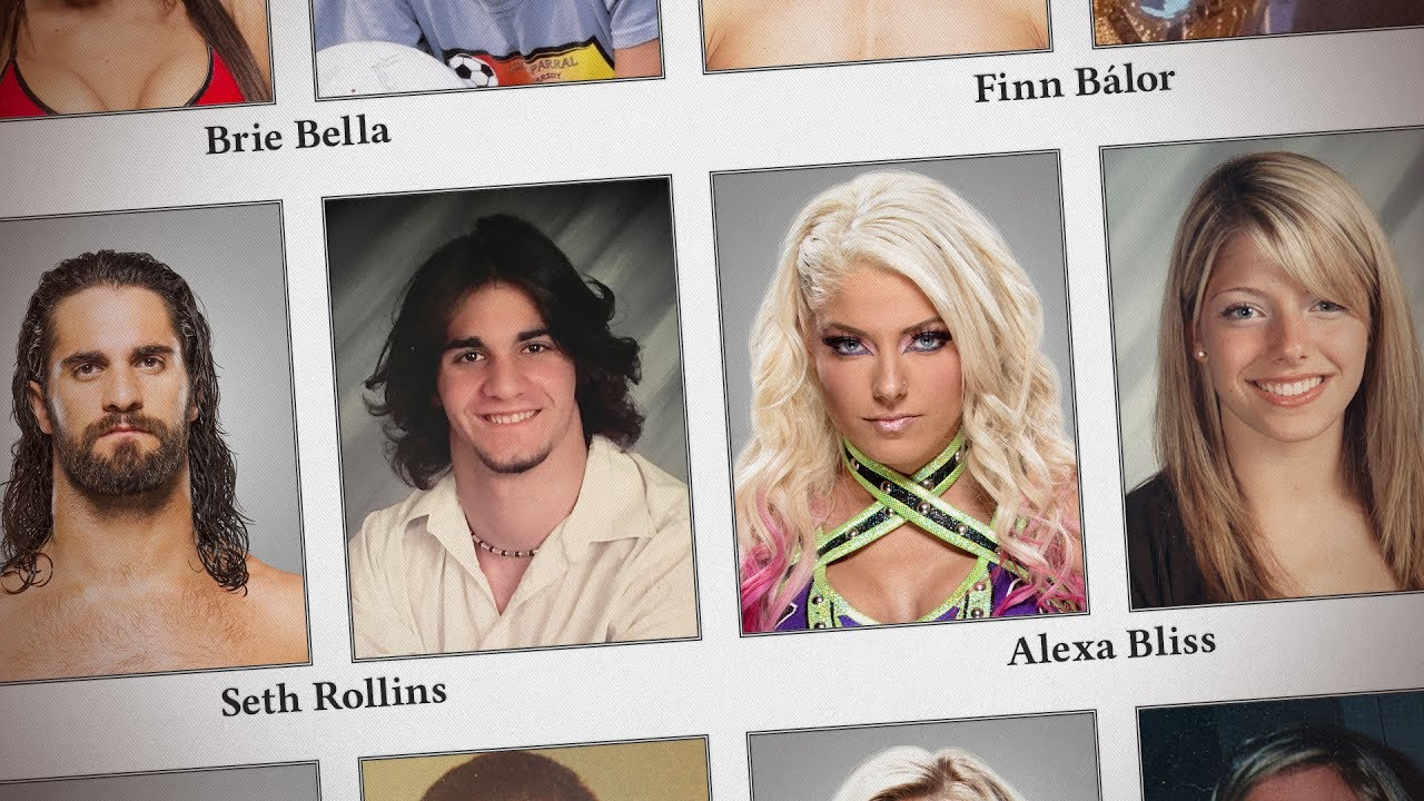 Download WWE Superstar high school photos