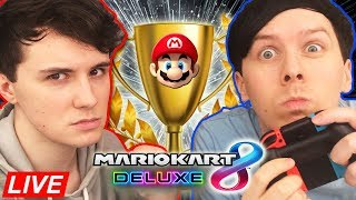 THE PHAN-PRIX - Dan and Phil vs. SUBSCRIBERS!!