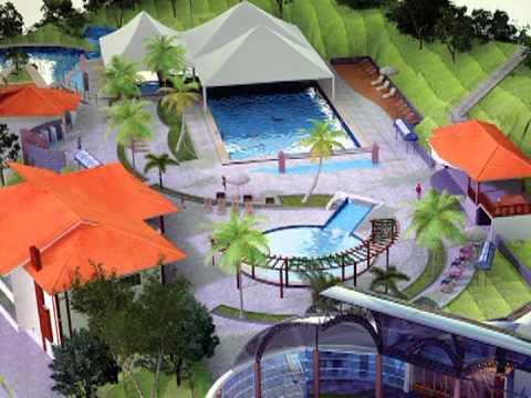 Novo complexo de piscinas cobertas termas de piratuba - Fotos de piscinas ...