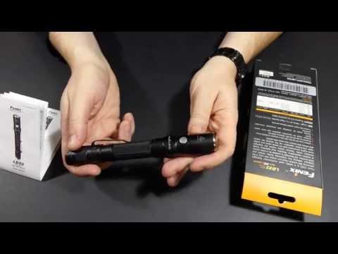Fenix LD22 (2015) | EDC LED Taschenlampe | Tool Gear | Flashlight