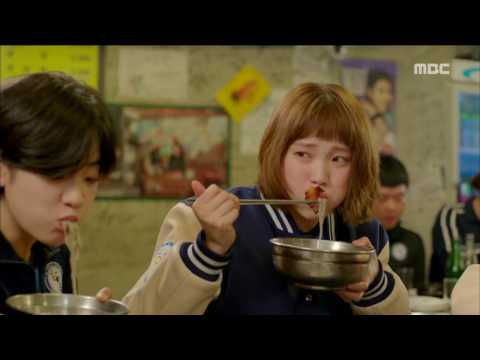 [Weightlifting Fairy Kim Bok Ju] 역도요정 김복주 Ep.02 Complete Mastery Of The Restaurant! 20161117