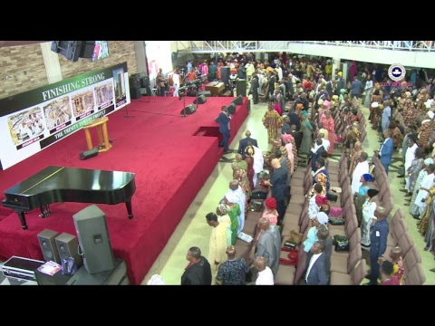 March Thanksgiving Service (03/03/2019)