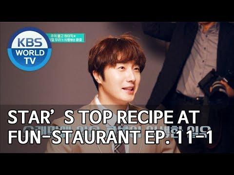 Stars' Top Recipe At Fun-Staurant| 편스토랑 EP.11 Part 1 [SUB : ENG/2020.01.20]
