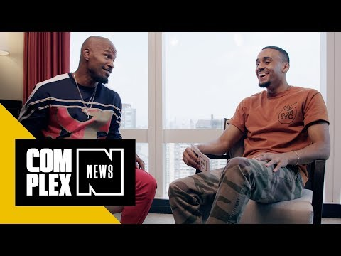 Jamie Foxx Tells Crazy Stories About Drake, Diddy & More, Explains Origin of Stage Name