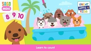 Sago Mini Puppy Preschool | Playful Learning Activities App for Toddlers and Preschoolers