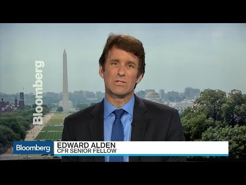 CFR's Alden Sees Chaos in Trump's Approach to Trade