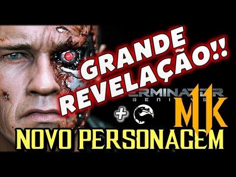 MORTAL KOMBAT 11 - UMA GRANDE REVELAÇÃO DISSE ED BOON + UM NOVO PERSONAGEM !! thumbnail