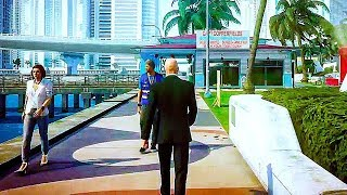 HITMAN 2 - Funny/Brutal Stealth Kills Moments   Colombia   HITMAN 2 funny moment compilation #2