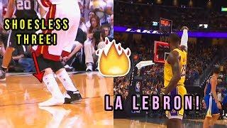 """NBA """"INCREDIBLE"""" Three Point Shots"""
