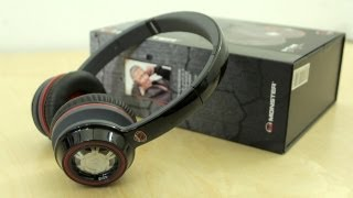 Monster NCredible N-Tune On-Ear Headphones Review amp Unboxing
