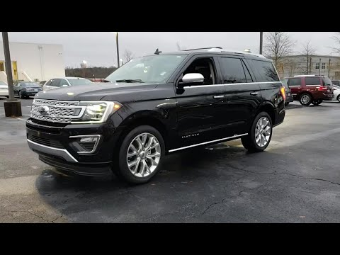 NEW  FORD EXPEDITION PLATINUM X at Angela Krause Ford (NEW) #