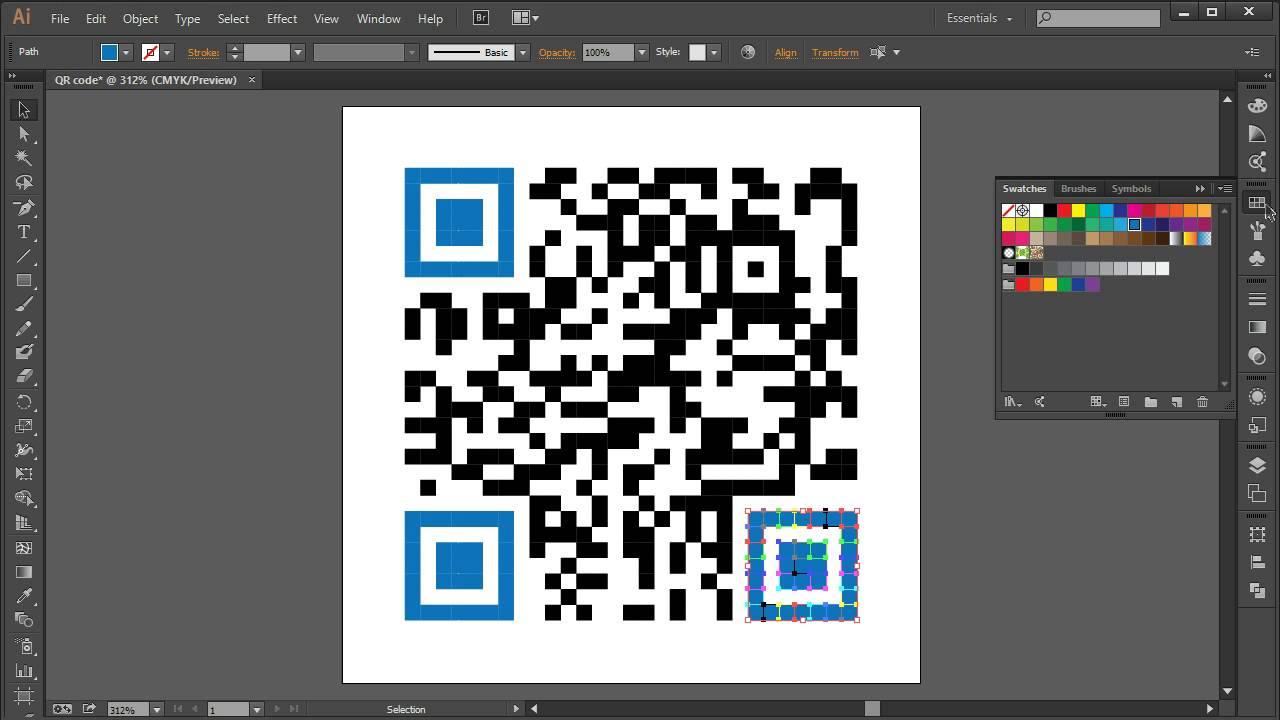 generate qr code in indesign cs6