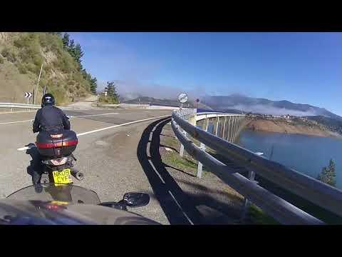 Europe Motorcycle Tour 2017 - Spain - Gibraltar - Portugal Ep 10