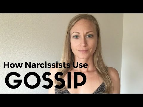How the Narcissist Uses Gossip