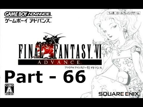 Let's Play Final Fantasy VI Advance Part 66: A Solitary Life