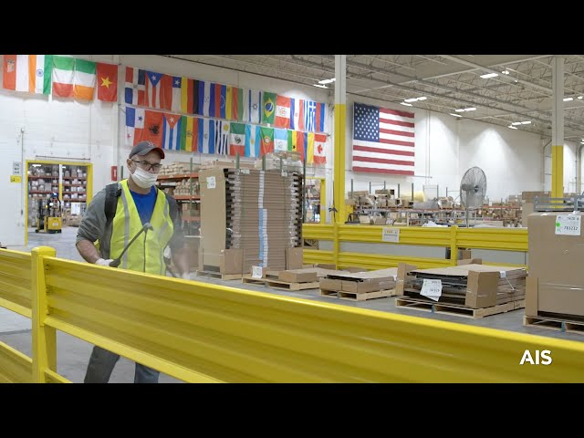 Company Safety Video - covid-19 best practices