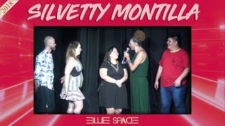 Blue Space Oficial - Silvetty Montilla - 08.07.18