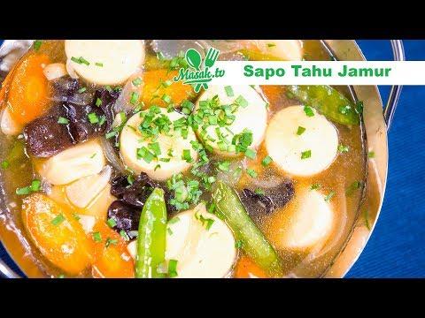 Resep dan Cara Membuat Sapo Tahu Ayam Yang Enak from YouTube · Duration:  5 minutes 20 seconds
