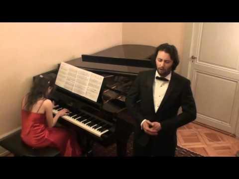 Verdi: In solitaria stanza - Fabio Antoniello