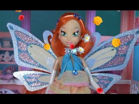 Винкс возвращают крилья Мультфильмы для детей Цветочный ...