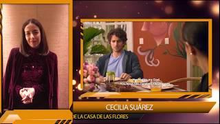 Entrevista Cecilia Suárez - La Casa de Las Flores