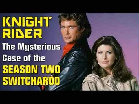 Knight Rider And The Mysterious Season 2 Switcharoo