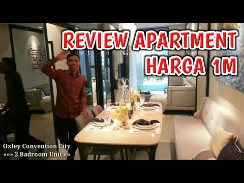 Oxley Batam Type Apartment 2 Badroom