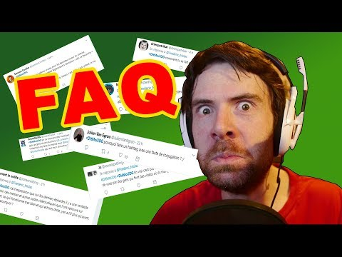 Annonce et FAQ du Grenier !