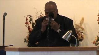 Rock Of Faith M.B.C. 11am  Sunday Service  Pstr.  Rev. Darryl Thomas