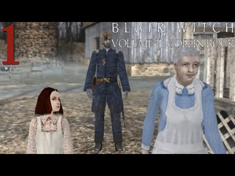 Blair Witch Volume II: Coffin Rock  Episodio 1: El hogar de Robin Weaver