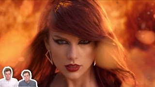 Taylor Swift - Bad Blood ft. Kendrick Lamar | NikiNSammy