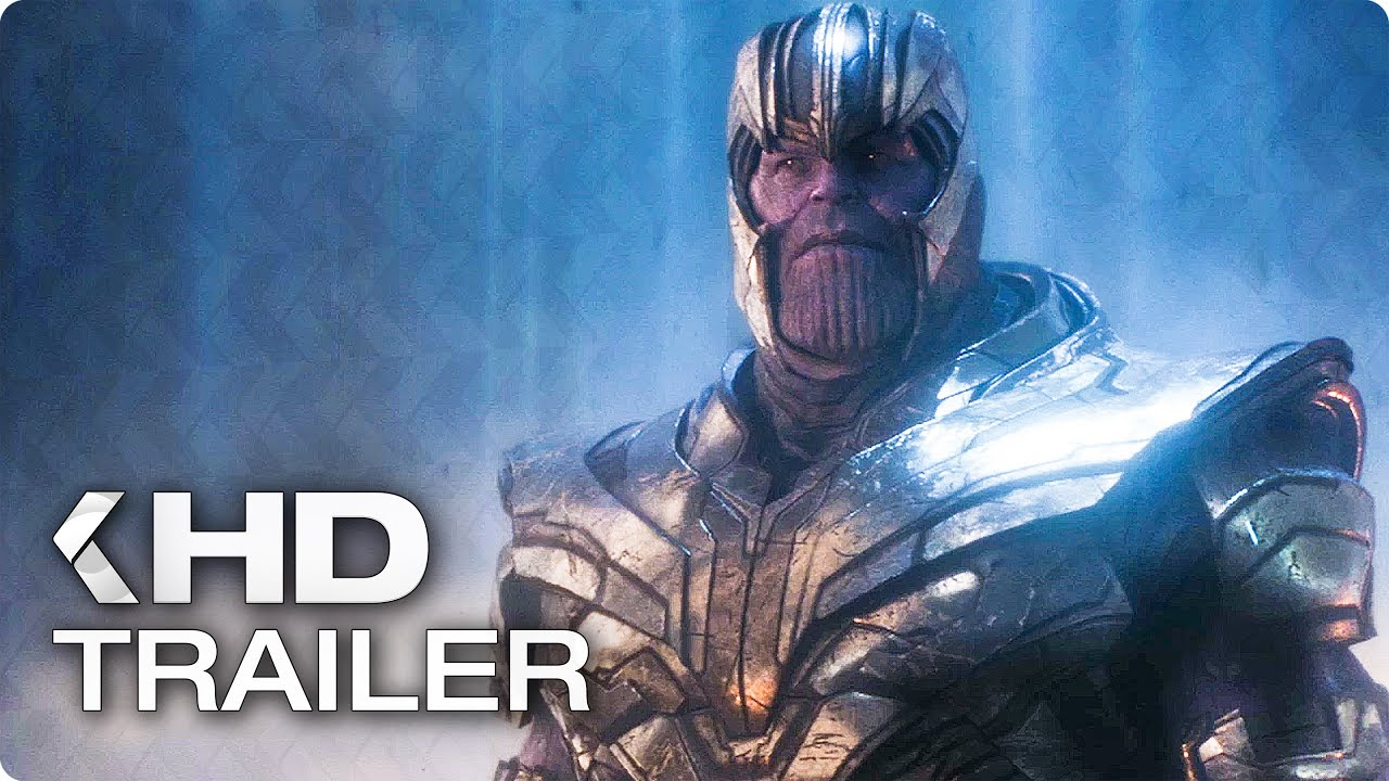 Download AVENGERS 4: Endgame - 8 Minutes Trailers & Clips (2019)