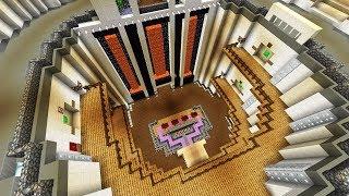 Ein RIESIGER Redstone Bunker! - Minecraft Redstone Map