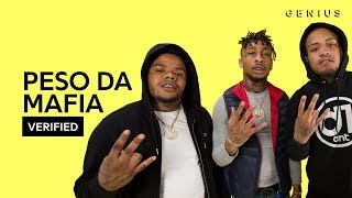 "Peso Da Mafia ""Money Man""  Lyrics & Meaning 