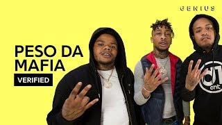 "Peso Da Mafia ""Money Man""  Lyrics & Meaning | Verified"