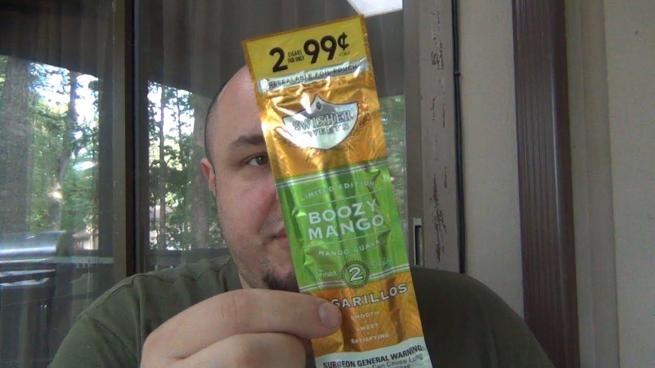 Gas Station Cigars Swisher Sweets Mango Guava Youtube