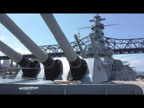 Battleship Cove - Fall River, Massachusetts