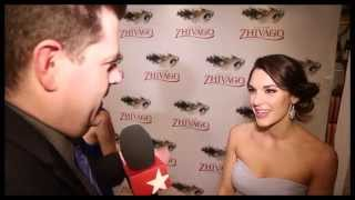 Broadway Musical DOCTOR ZHIVAGO Opening NIght with Tam Mutu, Kelli Barrett & More