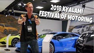 2018 Kyalami Festival of Motoring