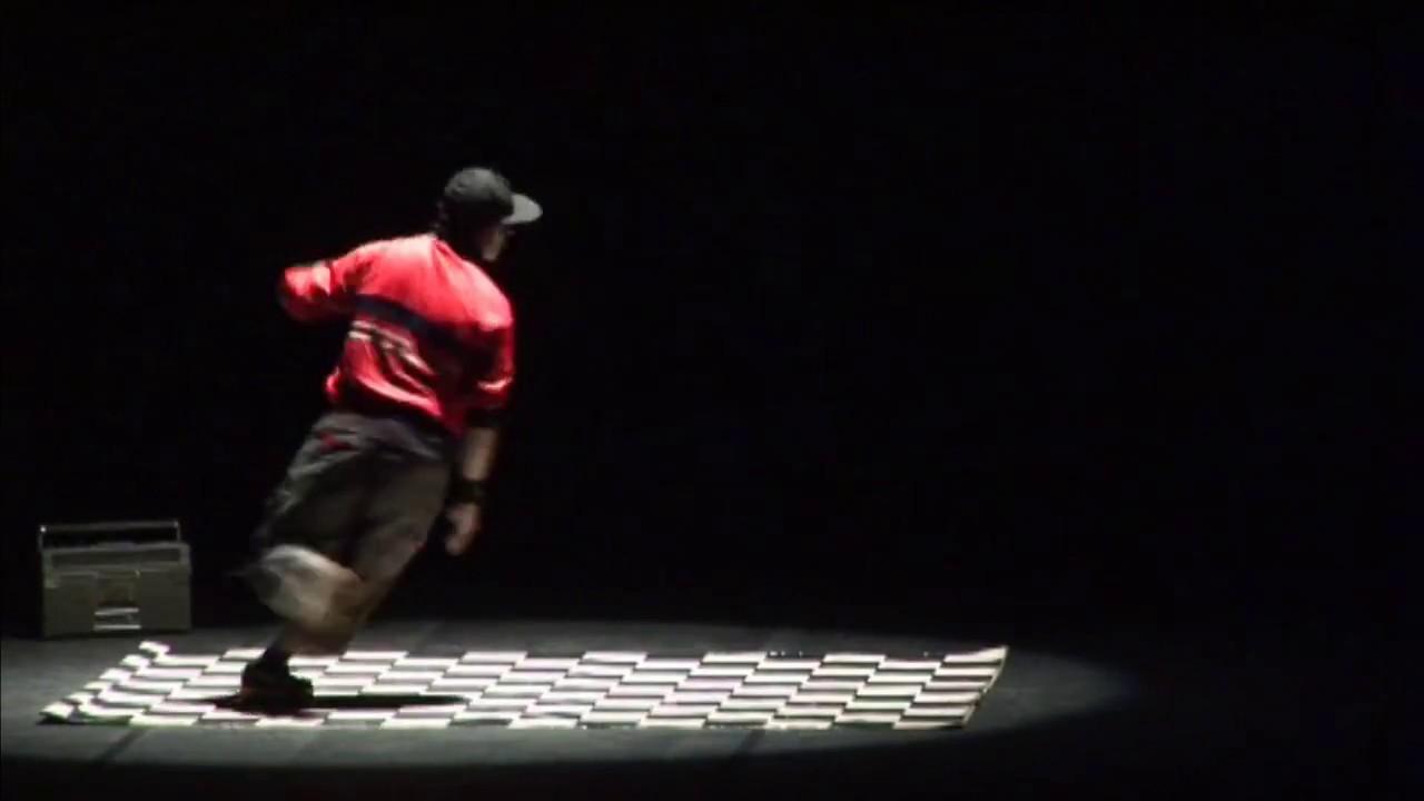Maestro Jhon Jairo Salamanca (Break dance)