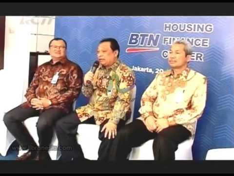 Iklan Bank BTN  - Housing Finance Center Opening